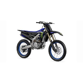 2021 Yamaha YZ450F for sale 200966931