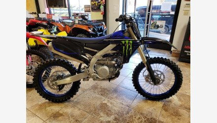 2021 Yamaha YZ450F for sale 200999233
