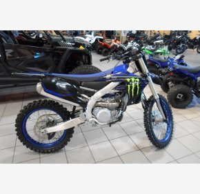 2021 Yamaha YZ450F for sale 201002558