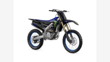 2021 Yamaha YZ450F for sale 201002586