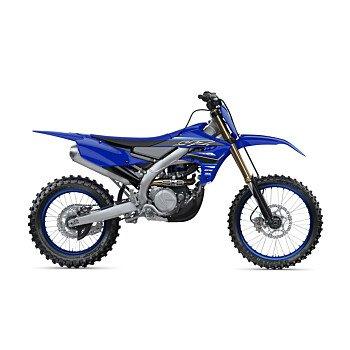 2021 Yamaha YZ450F for sale 201011325