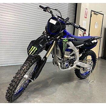 2021 Yamaha YZ450F for sale 201019539