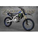 2021 Yamaha YZ450F for sale 201019632