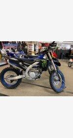 2021 Yamaha YZ450F for sale 201022220
