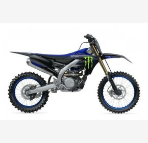 2021 Yamaha YZ450F for sale 201025055
