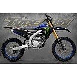 2021 Yamaha YZ450F for sale 201029879