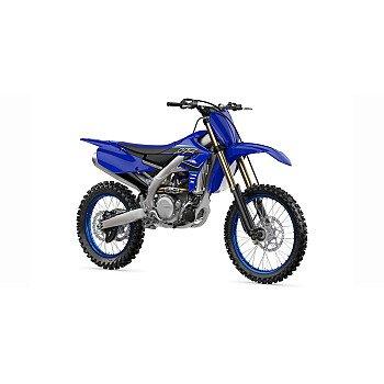 2021 Yamaha YZ450F for sale 201042375