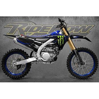 2021 Yamaha YZ450F for sale 201044617