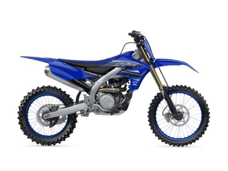 2021 Yamaha YZ450F for sale 201045271