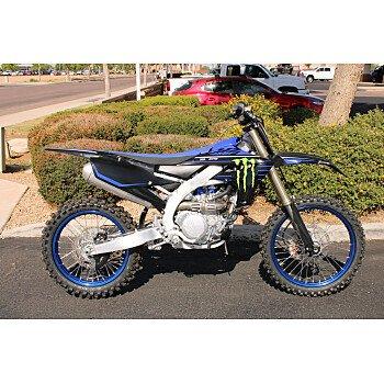 2021 Yamaha YZ450F for sale 201061011