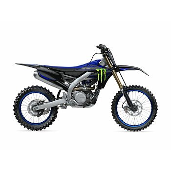 2021 Yamaha YZ450F for sale 201067646