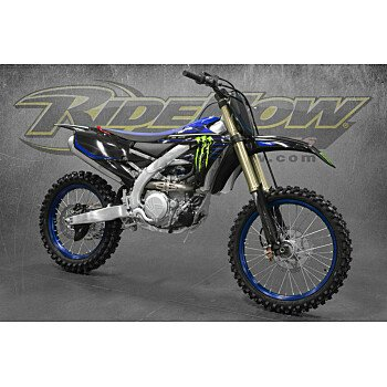 2021 Yamaha YZ450F for sale 201072279