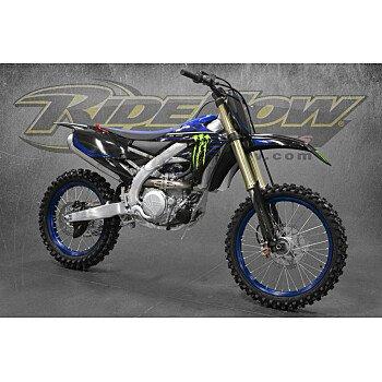 2021 Yamaha YZ450F for sale 201072291