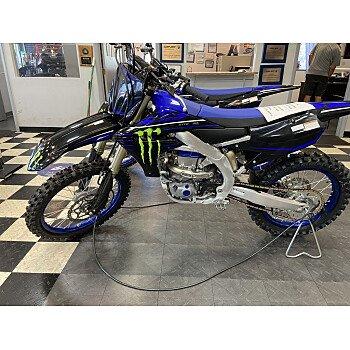 2021 Yamaha YZ450F for sale 201073148