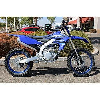 2021 Yamaha YZ450F for sale 201087592