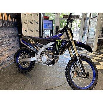 2021 Yamaha YZ450F for sale 201088739