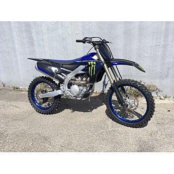 2021 Yamaha YZ450F for sale 201088740