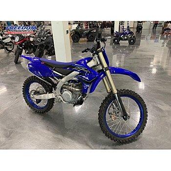 2021 Yamaha YZ450F for sale 201095660