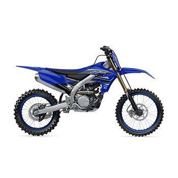 2021 Yamaha YZ450F for sale 201096862