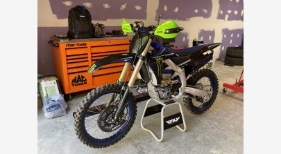 2021 Yamaha YZ450F for sale 201123979