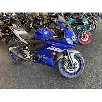 2021 Yamaha YZF-R3 for sale 201019647