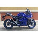 2021 Yamaha YZF-R3 for sale 201040180