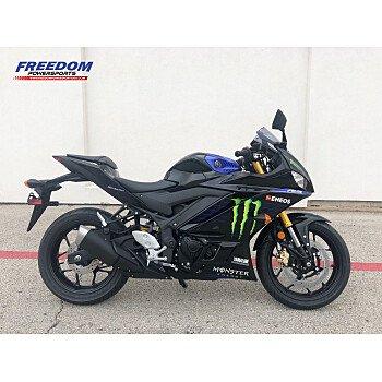 2021 Yamaha YZF-R3 for sale 201053551