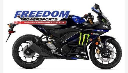2021 Yamaha YZF-R3 for sale 201053556