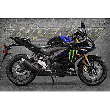 2021 Yamaha YZF-R3 for sale 201053638