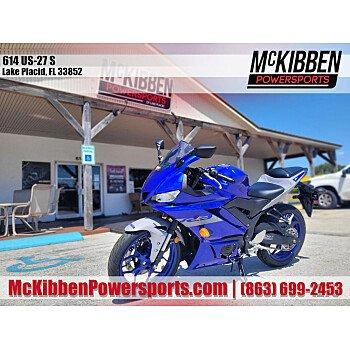 2021 Yamaha YZF-R3 for sale 201066539