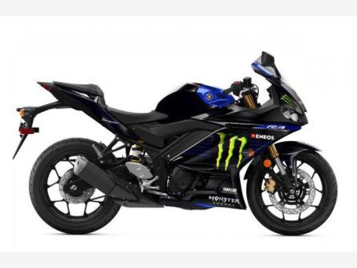 2021 Yamaha YZF-R3 for sale 201070208
