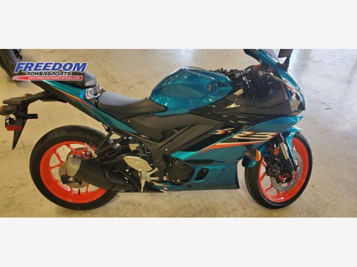 2021 Yamaha YZF-R3 for sale 201070361