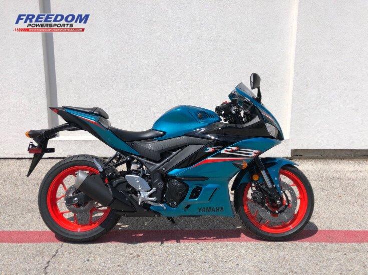 2021 Yamaha YZF-R3 for sale 201071338