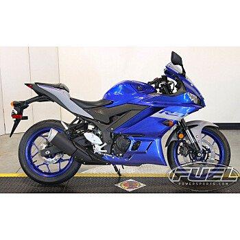 2021 Yamaha YZF-R3 for sale 201102913