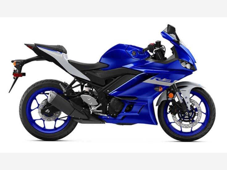 2021 Yamaha YZF-R3 for sale 201155410