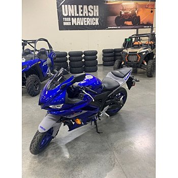 2021 Yamaha YZF-R3 for sale 201157144