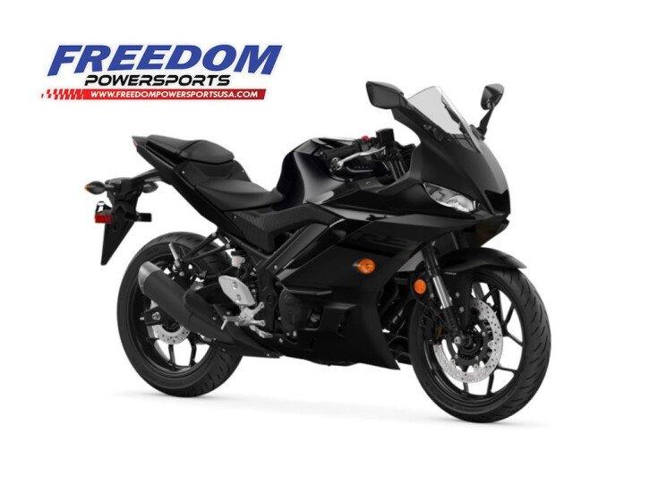 2021 Yamaha YZF-R3 for sale 201160123