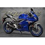 2021 Yamaha YZF-R3 for sale 201177080