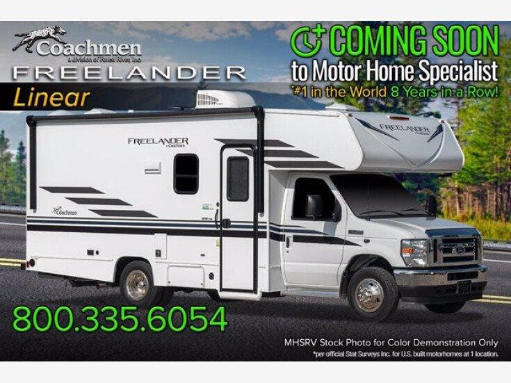 2022 Coachmen Freelander for sale 300265820