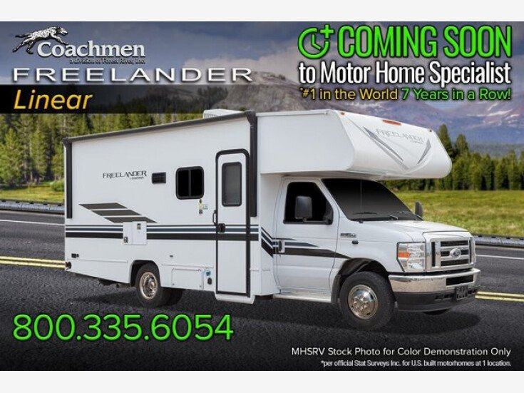 2022 Coachmen Freelander for sale 300295534