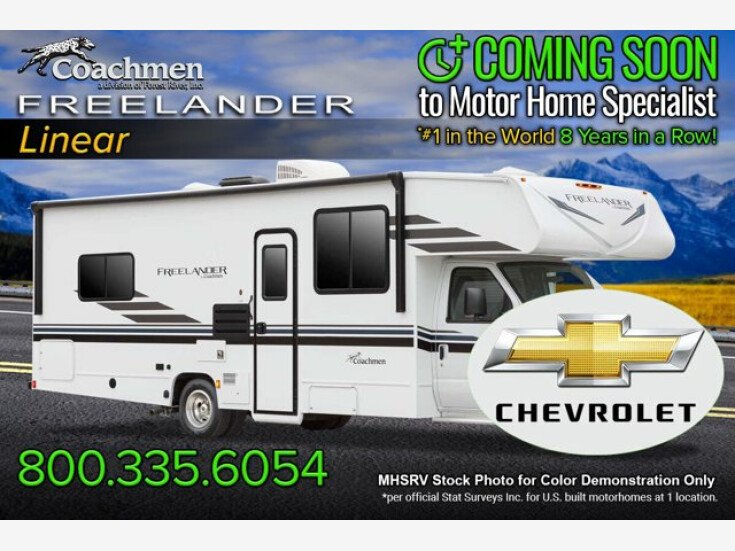 2022 Coachmen Freelander for sale 300322155
