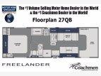 2022 Coachmen Freelander for sale 300322162