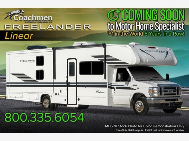 2022 Coachmen Freelander for sale 300322186