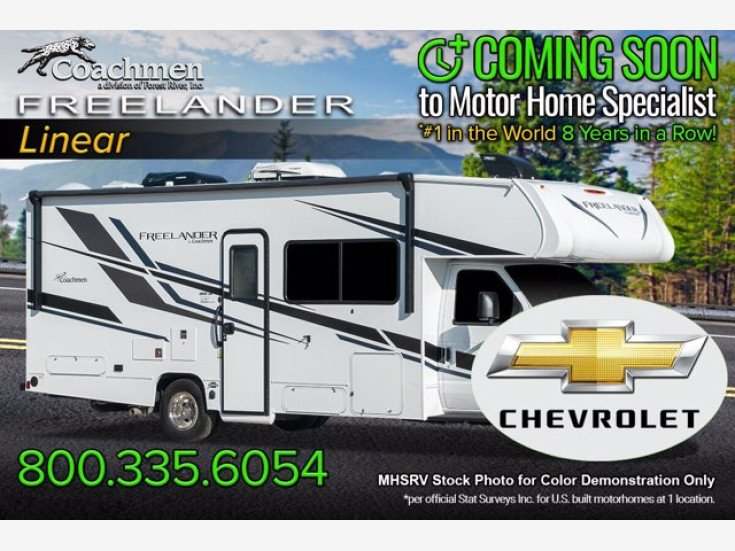 2022 Coachmen Freelander for sale 300322207