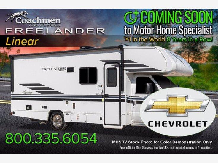 2022 Coachmen Freelander for sale 300322213