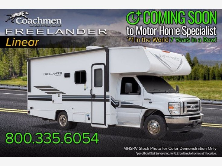 2022 Coachmen Freelander for sale 300322255