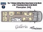 2022 Coachmen Galleria 24Q for sale 300285236