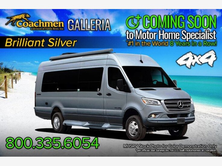 2022 Coachmen Galleria for sale 300322235