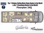 2022 Coachmen Galleria 24Q for sale 300322238