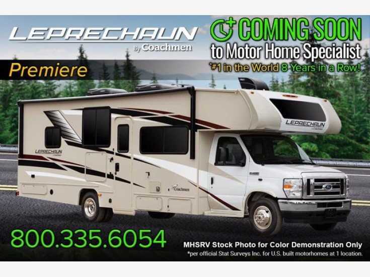 2022 Coachmen Leprechaun 311FS for sale 300322650